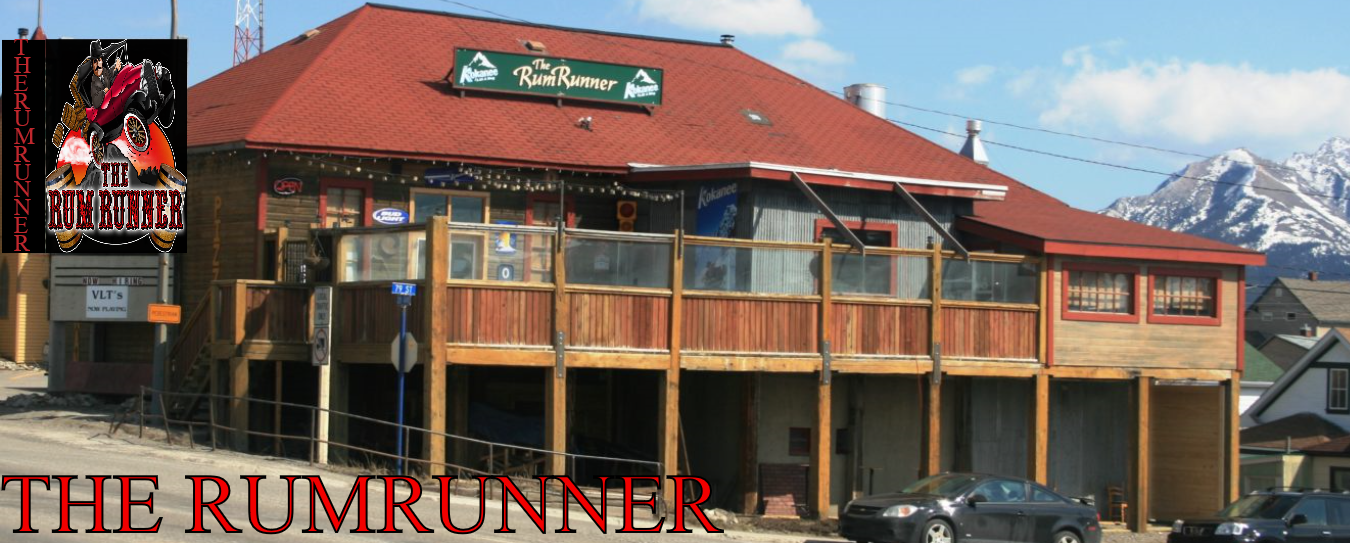The RumRunner